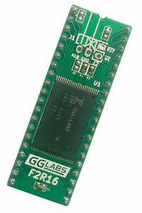 GGLABS F2R16 - Preflashed with Amiga ROM diagnostic DiagROM 1.2.1 for A500/A2000