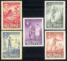Philippine Scouting Postal Stamps