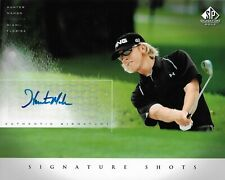 Hunter Mahan Signed 8x10 2004 SP Combined Shipping