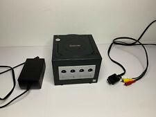 Nintendo GameCube Spielekonsole (PAL) Schwarz (ohne Controller) *getestet*