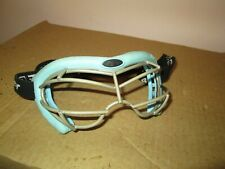 Debeer Vista Lacrosse Field Hockey Protective Goggles Light Blue-Only Blue