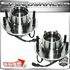 1 pair 99 Ford F350 Truck 4WD Front Wheel Bearing&Hub Assembly for Dual Rear Whl