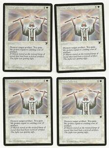 English Legends MTG Magic 4x Devouring Deep NM-Mint