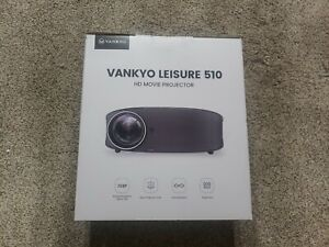 NEW Vankyo Leisure 510 HD Movie Projector  FREE SHIPPING!!!