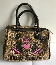 Juicy Couture Bolsa Estampado De Leopardo