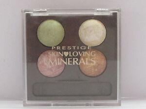 Prestige Skin Loving Minerals Baked Eyeshadow Quad color MEK-02 Jola