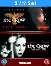 The Crow: City Of Angels / The Crow: Salvation (Blu-ray)