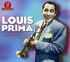 Louis Prima - The Absolutely Essential 3 CD Collection (NEW 3CD)