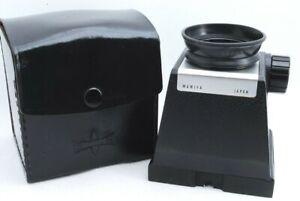 Mamiya 3.5x 6x Magnifier Chimney Finder For TLR C330 C220 #M6363