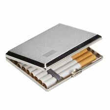 Chrome Cigarette Case Holder Uk Seller