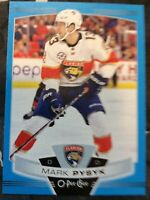 O-Pee-Chee 2019-2020 MARK PYSYK BLUE BORDER HOCKEY CARD #271