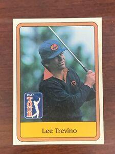 1981 Donruss Lee Trevino #2 Golf PGA Rookie Cards ~ MINT