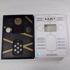BTS Official Fanclub ARMY 1st term Goods K-POP Bangtan boys Magazine Pin button