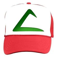 ASH KETCHUM HAT Pokemon Go Trainer Amine CAP Cosplay Accessory halloween Costume
