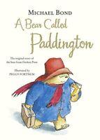 A bear called Paddington by Michael Bond (Hardback) Expertly Refurbished Product