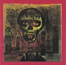 SLAYER - SEASONS IN THE ABYSS *CD 1990 UNITED STATES 1PR DEF AMERICAN REC. RARE!