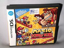 GAME NINTENDO DS Mario Vs Donkey Kong Mini-land Mayhem DSi NDS lite COMPLETE