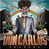 Don Carlos - Changes CD 2010 NEW SEALED