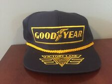 Vtg Goodyear 1997 Victory Lane IndyCar Snapback Cap Hat Arie Luyendyk Indy 500