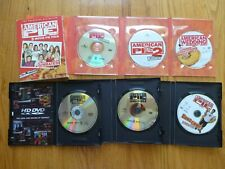 American Pie 6-DVD Lot Unrated Pack 1 2 Wedding Bank Camp Naked Mile Beta House