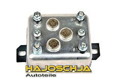 Regler Lichtmaschine Gleichstrom für Bosch 11 A 12 V Traktor Trecker Schlepper