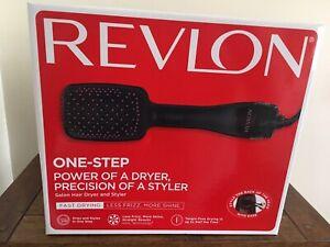 "Revlon One Step Dryer & Hair Styler 2 Heat Settings """" SALE """"   New & Boxed"