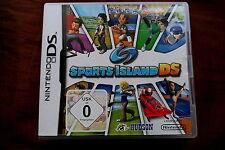 Sports Island - Nintendo DS - Deutsch - Komplett OVP mit Handbuch