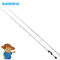 "Shimano SOARE CI4+ AJING S604L-S Light 6'4"" fishing spinning rod from JAPAN"