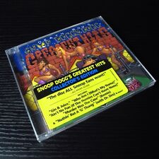 Snoop Doggy Dogg Death Row's Greatest Hits USA Collector's Edition CD NEW #323*