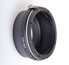 Canon EOS EF EFS Lens to Sony NEX E-mount Adapter ring Alpha A5000 7R 7 A3000 5T