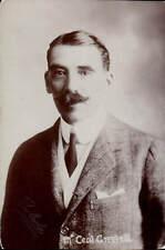 Bodmin Member of Parliament Cecil Grenfell by Garland, Liskeard.