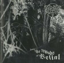 Thou Shalt Suffer - Into the Woods of Belial ( CD 2013 ) NEW / SEALED