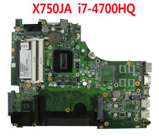 For ASUS X750J X750JA With i7-4700HQ Motherboard Mainboard X750JB Rev2.0 HM86