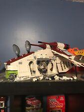 LEGO 75021 Star Wars Republic Gunship (Barely Used, No Box, Instructions)