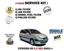 para CITROËN C8 2.0 HDI 7 / 2002- > Servicio Aéreo De Aceite Kit combustible
