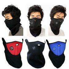 Cagoule Masque Protection Visage Cache Cou Polaire Ski Moto Vélo Cyclisme LK