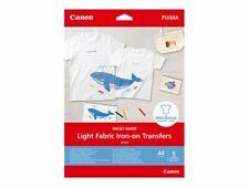 Papier photo transfert Canon LF-101 Light Fabric
