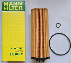 Engine Oil Filter for Audi A4 A6 Allroad Skoda Superb VW Passat 059115562 Mann