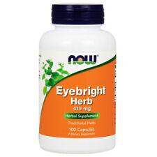 Eyebright Herb, 100 Capsules - NOW Foods
