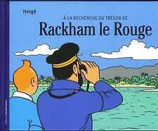 """HERGE""""A la recherche du trésor de Rackham le Rouge"""" TINITIN EdMoulinsart NEUF !"""