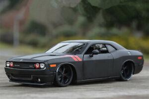 1:24 Maisto Alloy Diecast Static Car Model Mens For Dodge Challenger 2008 R/T