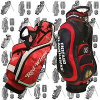 NEW Team Golf Medalist Cart or Nassau Stand Bag NHL - Pick Your Hockey Team!!