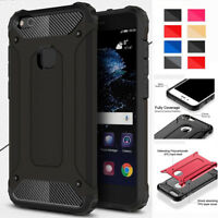 360° Rugged Heavy Duty Shockproof Case Cover For Huawei Mate 10 Pro P9 P10 Lite