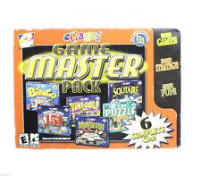 EGAMES - Gioco Master Confezione - 6 COMPLETO CD