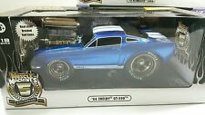 Muscle Machines 1:18 '66 Shelby GT350  5th anniversary Vtg Diecast Collectibles