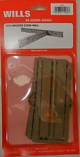 Wills SS36. Dressed Stone Wall - New. (00 Gauge)