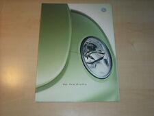 29899) VW New Beetle Prospekt 1999