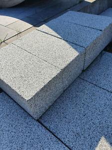 Blockstufe Mauerstein Multistein Granit 18x15x35 cm