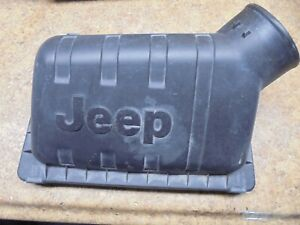 2003 Jeep Liberty Sport 3.7L Air Filter Intake Box Cover Lid Panel Cleaner Top