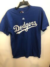 Los Angeles Dodgers Clayton Kershaw Majestic shirt Adult Medium NWT